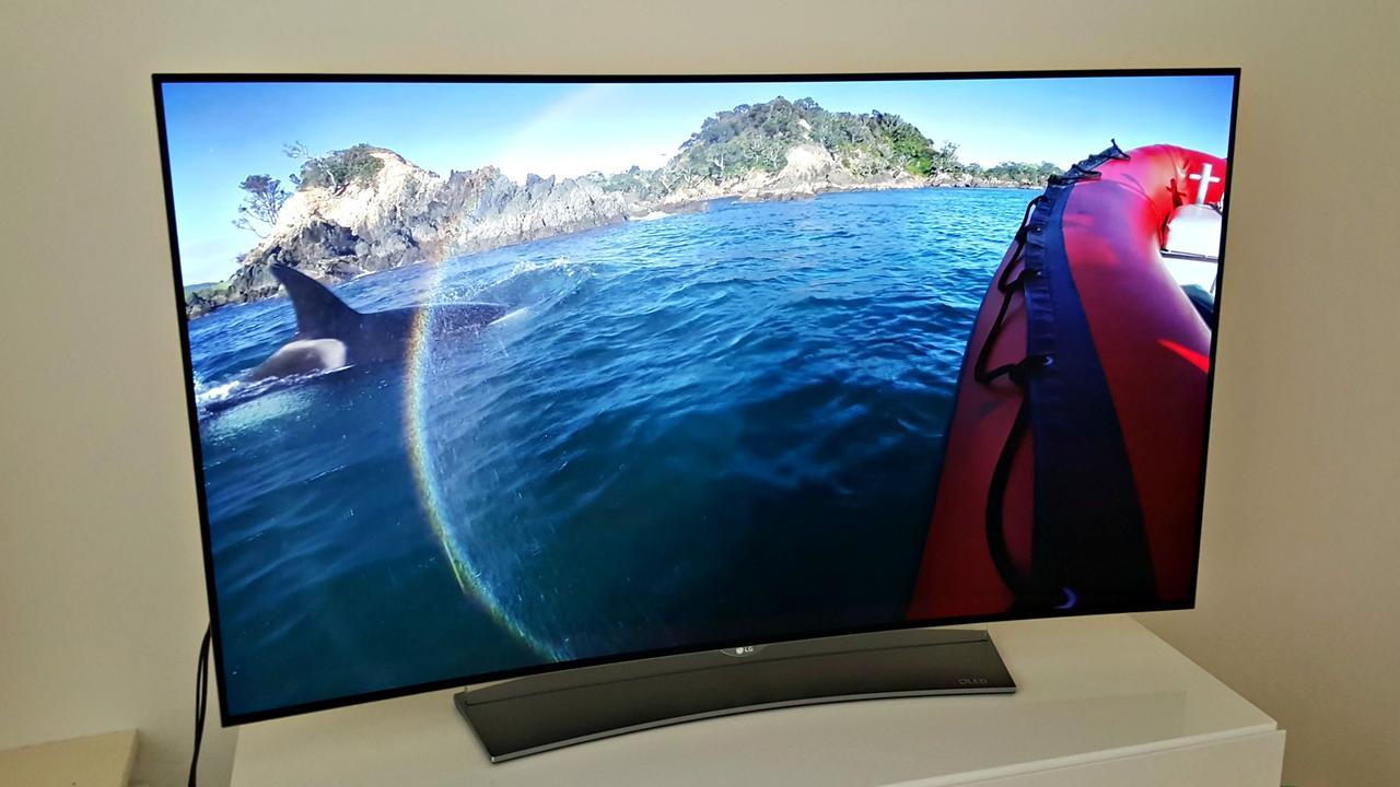 review dure 4k oled tv van lg met onge venaarde beeldkwaliteit nu het laatste nieuws het. Black Bedroom Furniture Sets. Home Design Ideas