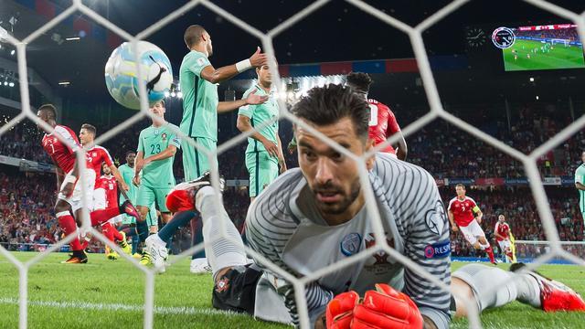 Europees kampioen Portugal verliest in Zwitserland, zege België