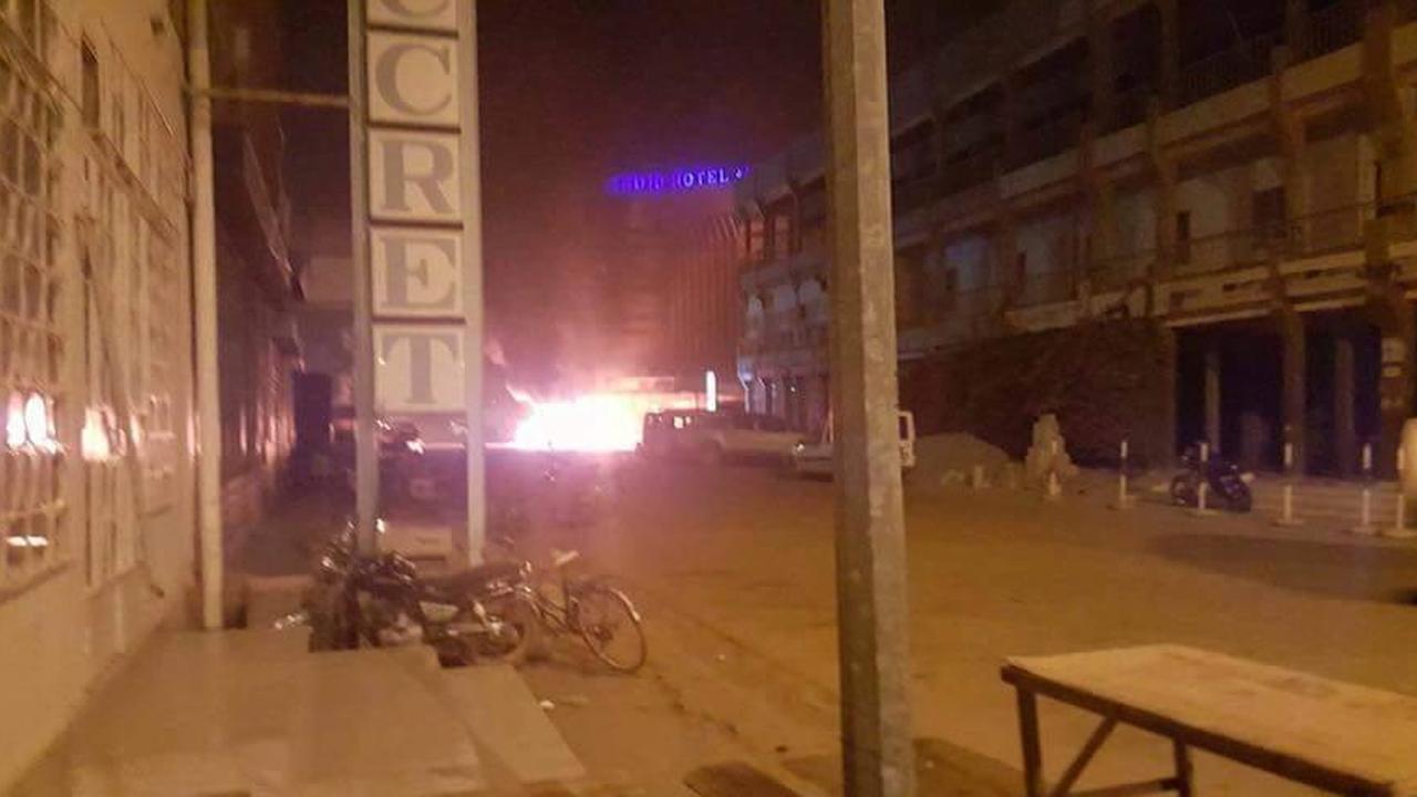 Animatie: De aanslag in Burkina Faso