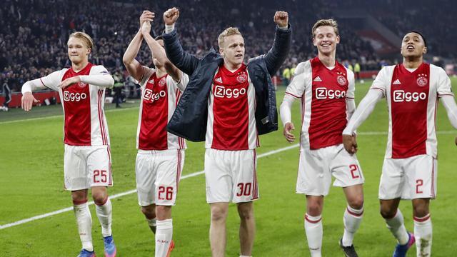 Uitspraak vervolg proces Decembermoorden, Ajax in kwartfinale Europa League