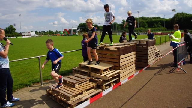 Lente Festival Handbalvereniging Heerle verloopt succesvol