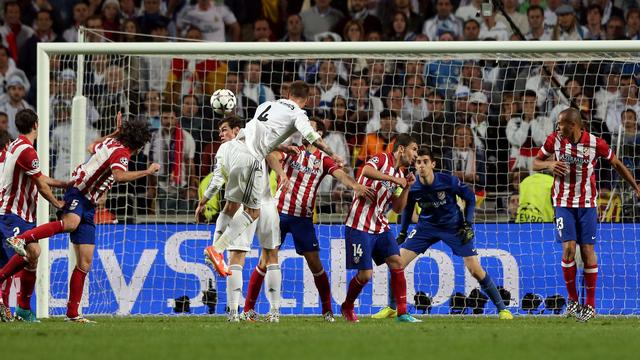 2014: Real klopt Atletico in finale