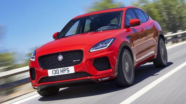 Jaguar lanceert compacte E-Pace