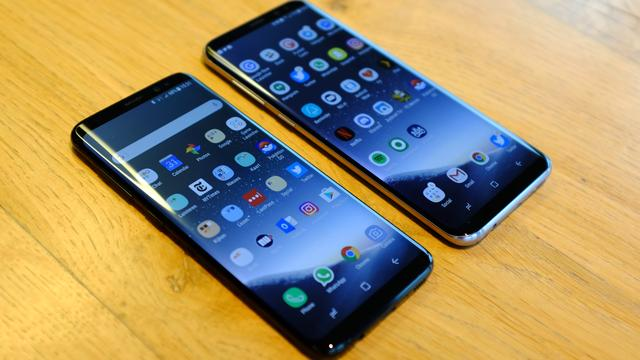 Galaxy S8 is de beste smartphone van dit moment
