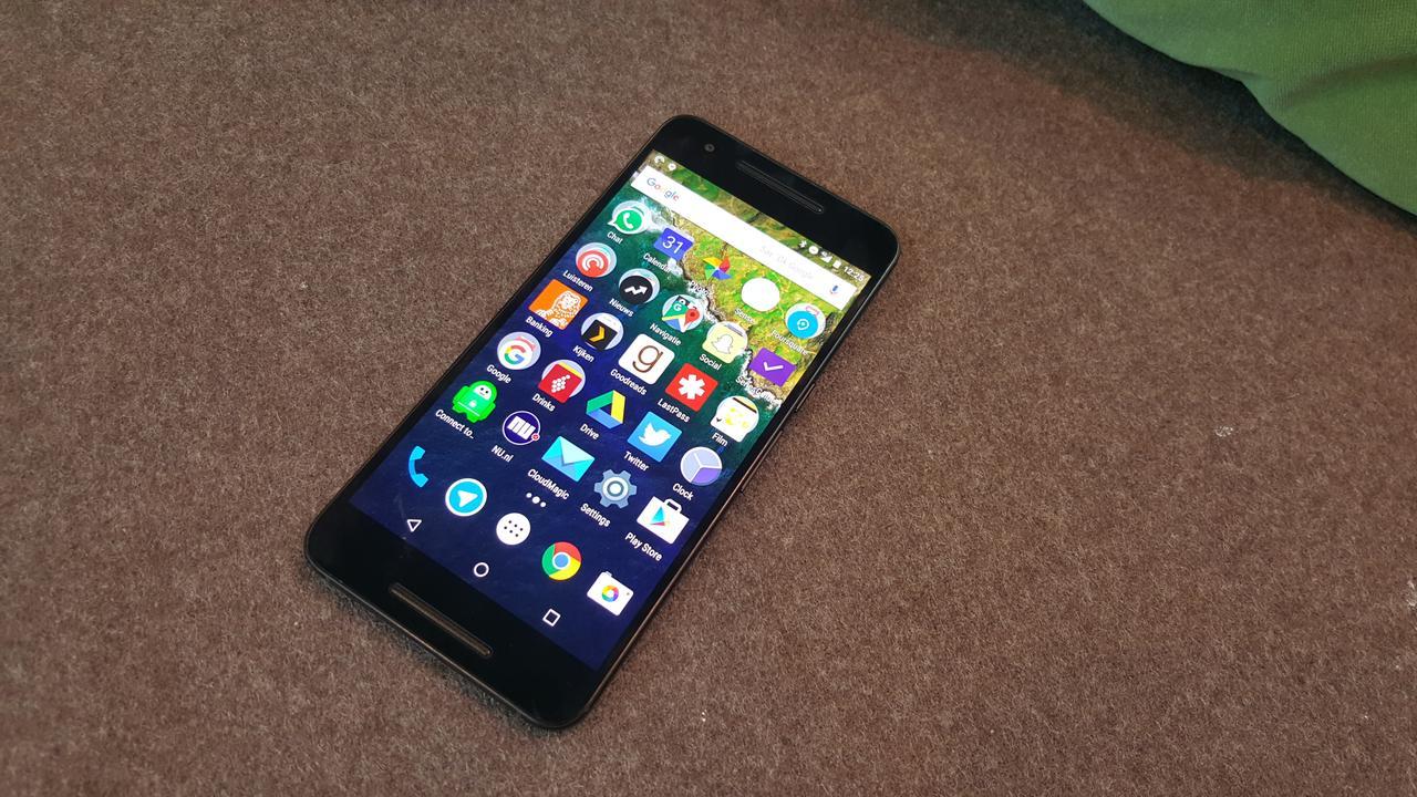 Review: Nexus 6P is de beste Android-telefoon van het ...