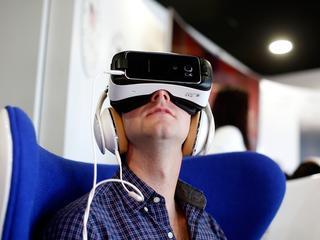 'VR is geweldig, maar staat nog in zijn kinderschoenen'