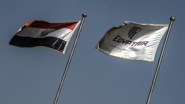 Rookalarm toestel EgyptAir ging kort voor crash af