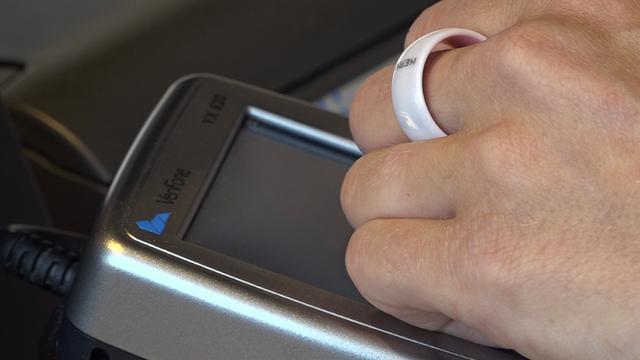 Zo kun je binnenkort in Nederland met een ring betalen