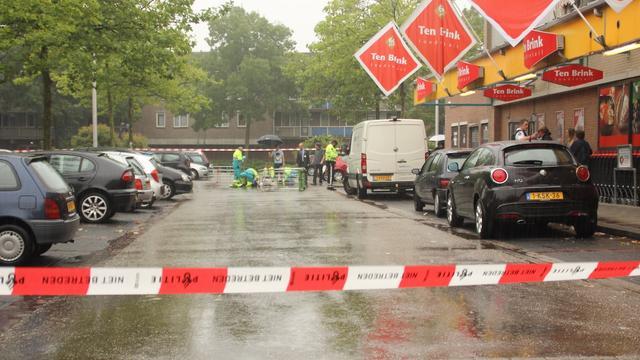 7,5 jaar celstraf voor dodelijke schietpartij Herenhof