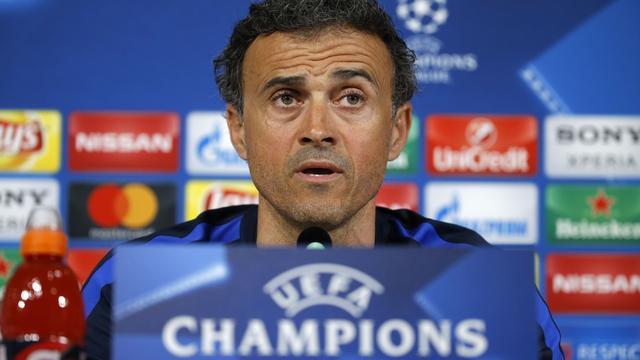 Enrique schat Juventus net zo sterk in als in Champions League-finale 2015
