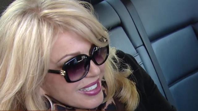 'Seksvideo's Patricia Paay zijn verspreid door een goede bekende'