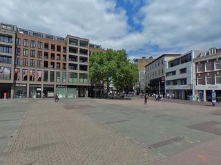 Fontein was alternatief op vijf andere ontwerpen voor het plein