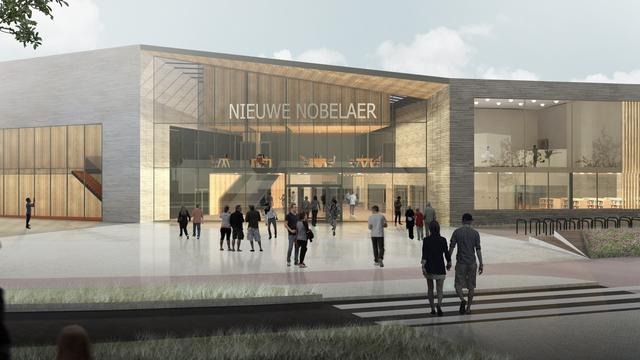 Architect voor nieuwbouw Nieuwe Nobelaer bekend