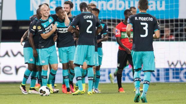 Vooruitblik Eredivisie: PSV wil ongeslagen reeks tegen NEC voortzetten