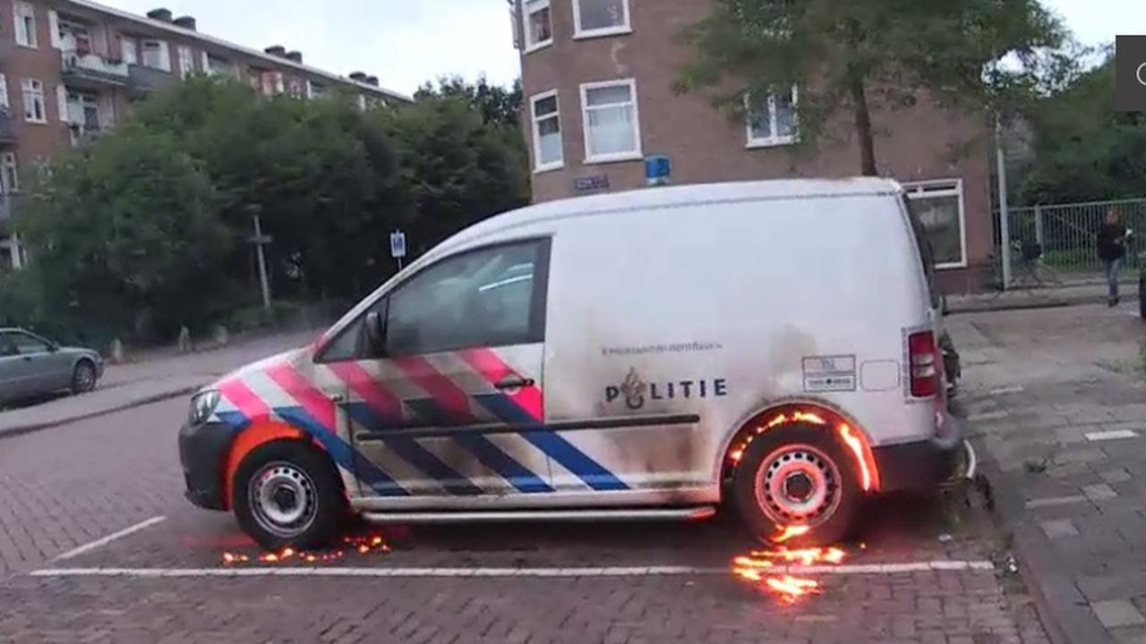 Incidenten Bos en Lommer Amsterdam