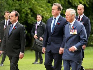 Slag aan de Somme geldt als bloedigste veldslag van Eerste Wereldoorlog.