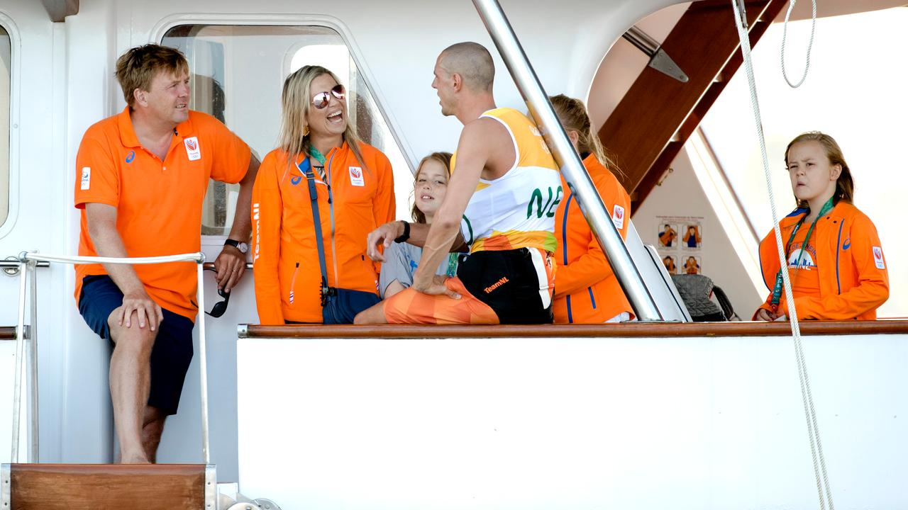 Willem-Alexander en Maxima: zo lekker gewoon!