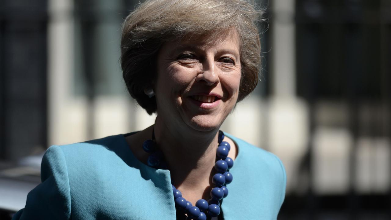 May wil 'gezamenlijk Brits plan' voordat Brexit wordt gestart
