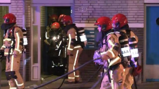 Slachtoffer brand Zuidoost overleden door geweldsmisdrijf