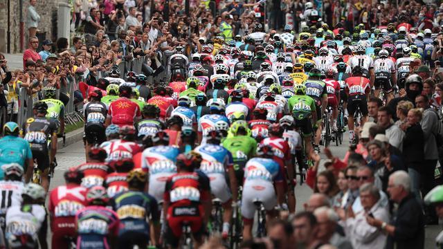 Liveticker Tour (gesloten): Cavendish wint derde etappe na fotofinish
