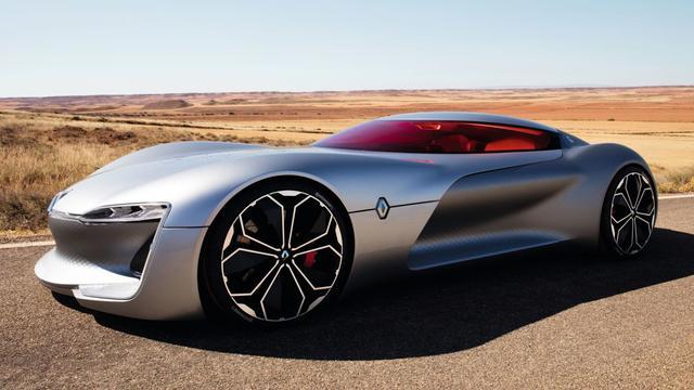 Renault TreZor: nieuw hoofdstuk
