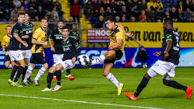 Bekijk hier de samenvatting van NAC Breda-Fortuna Sittard