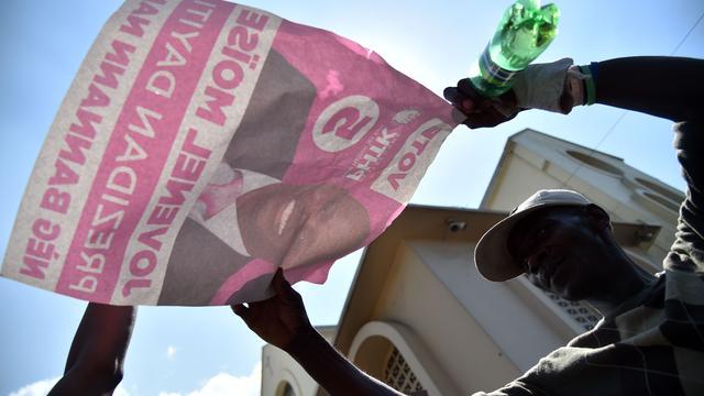 Haïtiaanse kiesraad annuleert presidentsverkiezing