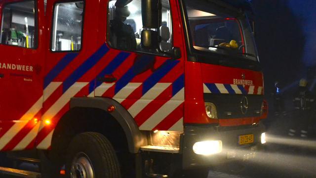 Woningen ontruimd na brand en rookontwikkeling flat Den Helder