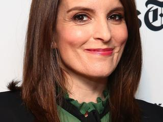 Actrice ontving de prijs tijdens Women in Entertainment ontbijt