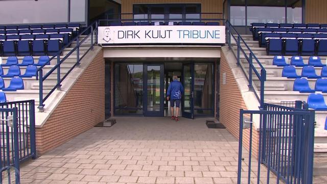 Katwijk trots op Dirk Kuijt