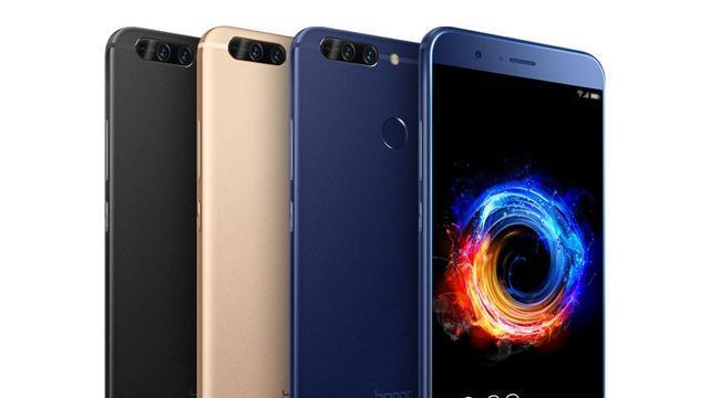 Honor gaat 8 Pro-smartphone in Nederland verkopen
