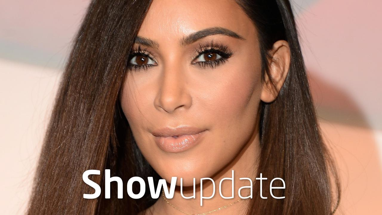 Is Kim Kardashian weer in verwachting?