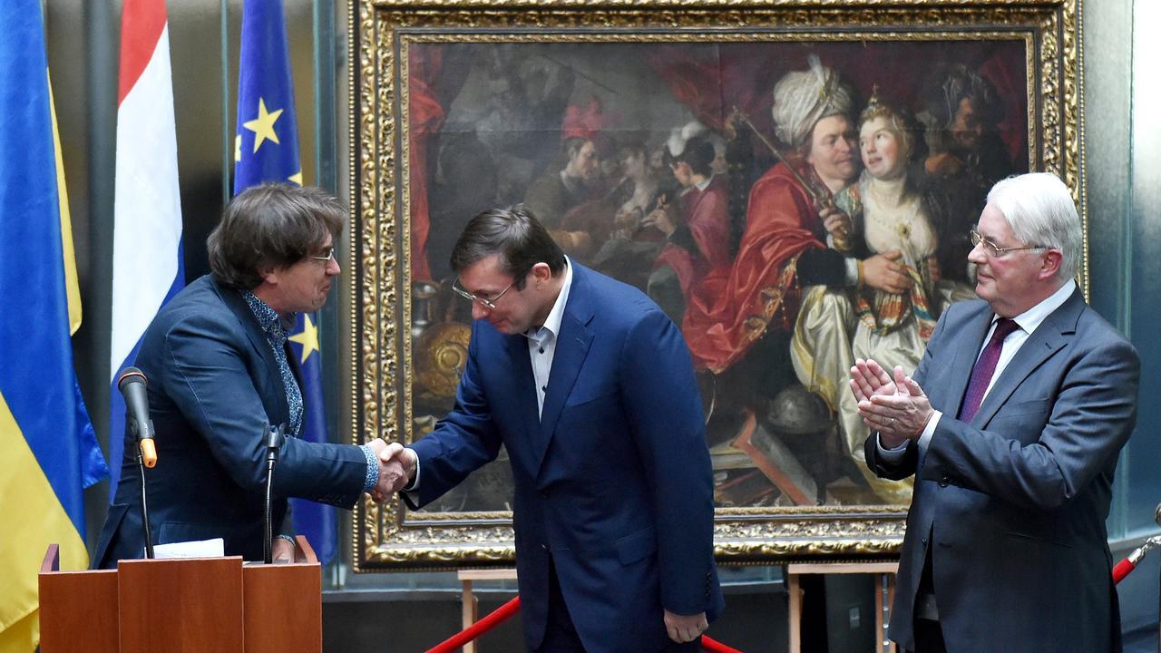 Gestolen schilderijen via Oekraïne terug in Westfries Museum