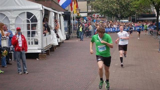 Singels lopen steeds voller bij Singelloop Leiden