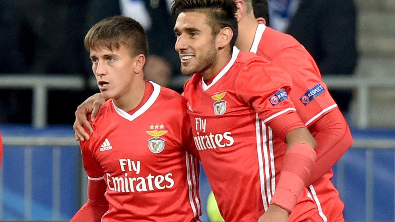 Samenvatting Dinamo Kiev-Benfica (0-2)