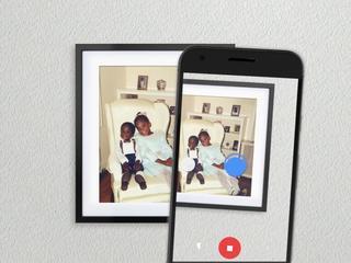 Met het handige Google Fotoscan