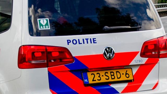 Fietser gewond bij aanrijding Jan van Galenstraat