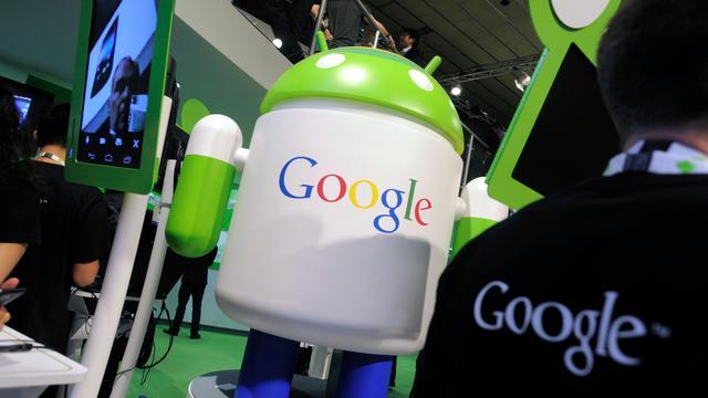 Android Nougat op tiende van Android-telefoons geïnstalleerd