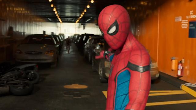 Iron Man ontfermt zich over Peter Parker in nieuwe trailer 'Spiderman: Homecoming'