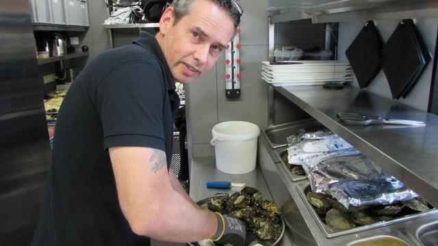 Peter Oreel uit Yerseke naar wk oestersteken