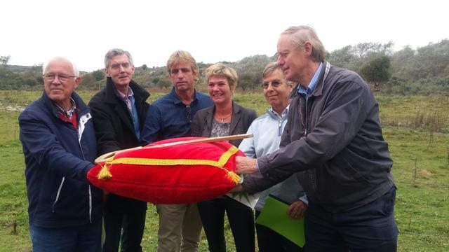 Stichting Open Duinen uit Schouwen-Duiveland wint Gouden Jirizaag