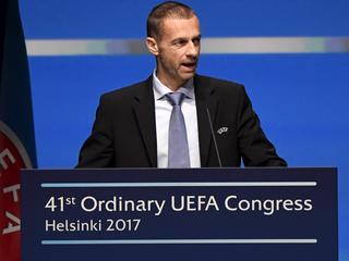 'We gaan samenwerken om de verschillen in het voetbal te rectificeren'