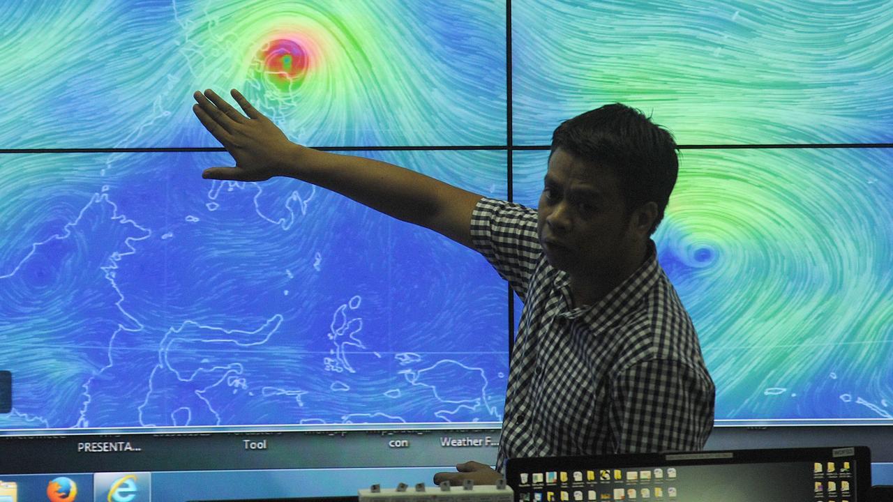 Massale evacuaties op Filipijnen om tyfoon