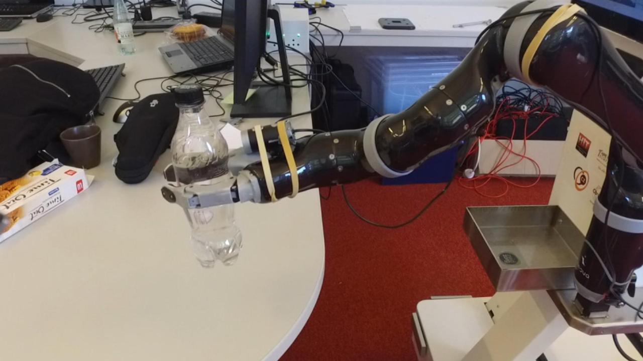 De robots van de TU Delft