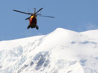 Skiërs bevonden zich buiten de pistes in een gebied bij Tignes