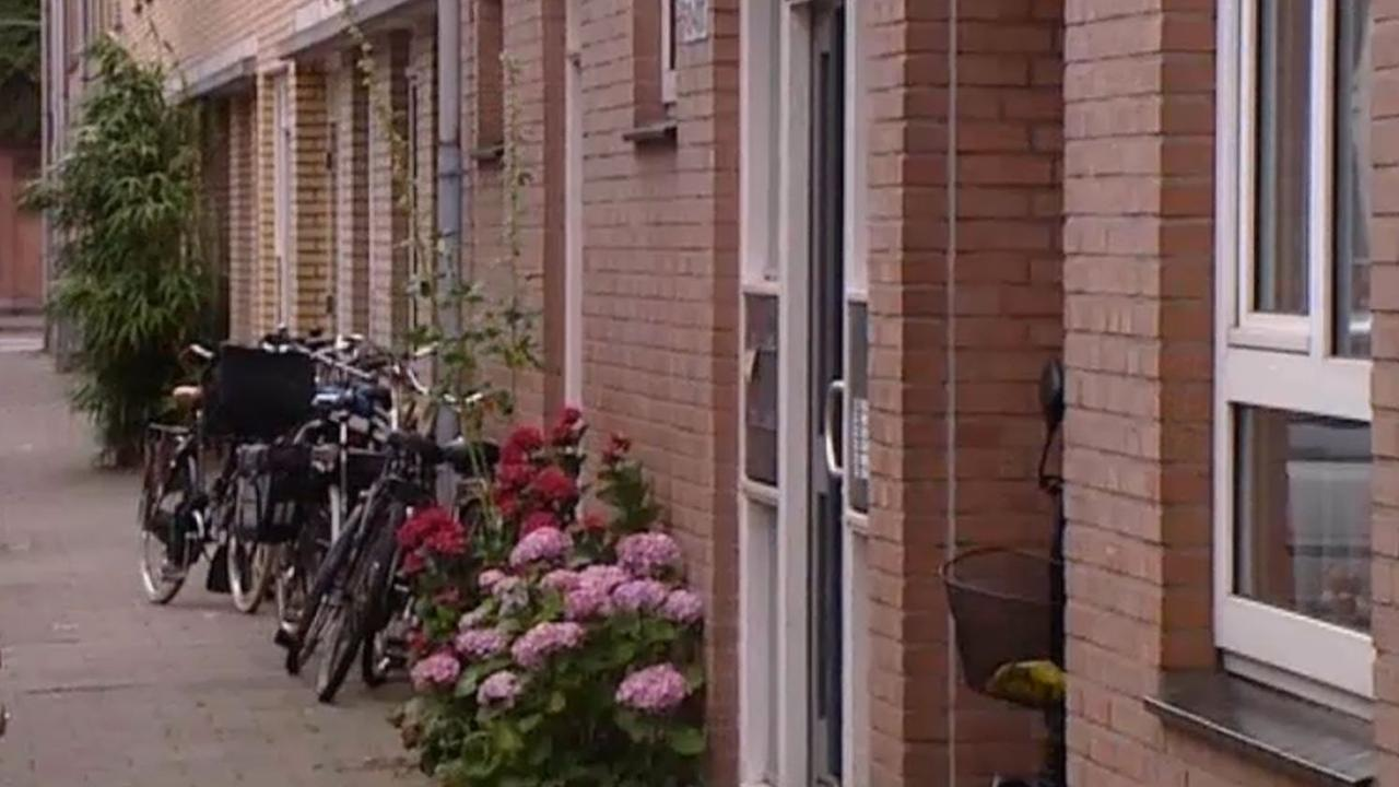 Percentage huurwoningen in Amsterdam zakt