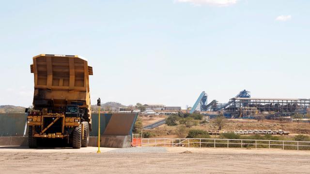 Amerikaanse mijnbouwer Peabody wankelt