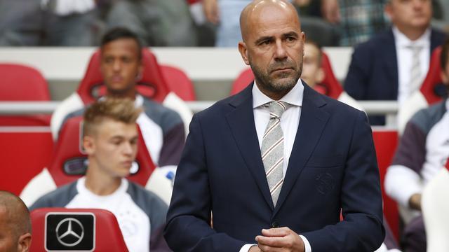 Bosz en Cillessen houden hoop op goede afloop voor Ajax
