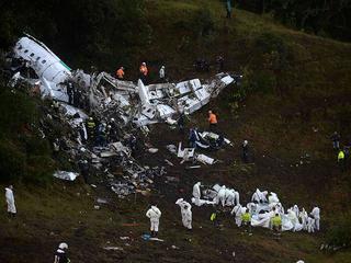 Door vliegramp getroffen club was bezig aan opmars in Brazilië