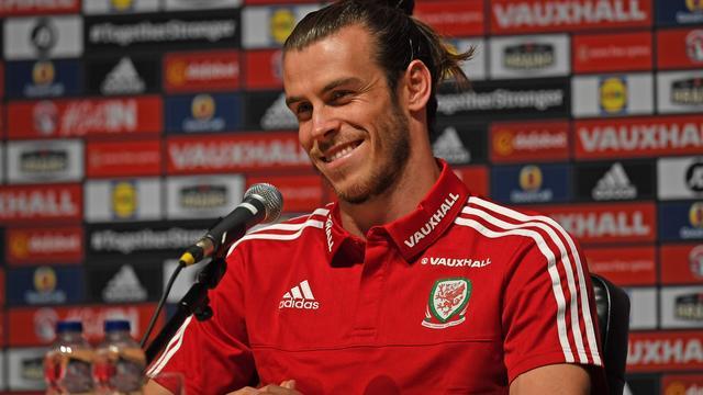 Bale ziet Wales-Portugal niet als duel met Ronaldo